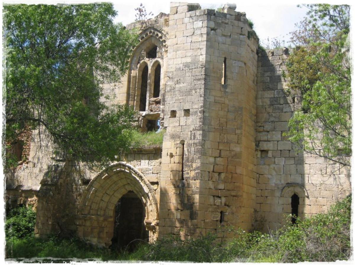 Senderismol monasterio bonaval Cristal de Roca