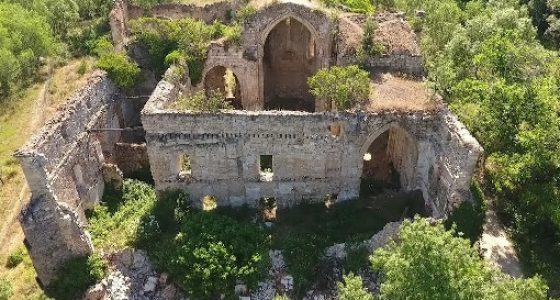 Senderismo Monasterio Bonaval Cristal de Roca