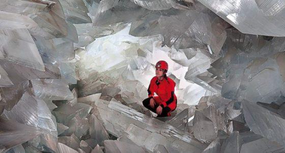 Senderismo Cristal de Roca Geoda de Pulpí