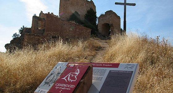 Senderismo Camino Cid Cristal de Roca