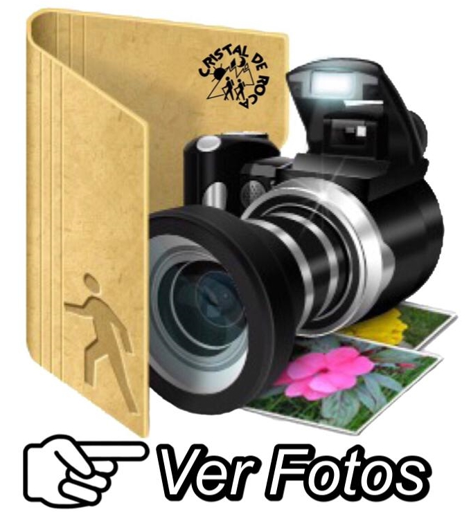 Icono Album fotos Cristal de Roca